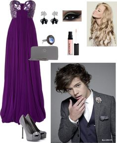 """Grammy's with Harry"" by directioner-1d-outfits on Polyvore"
