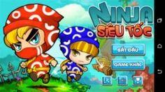 Ninja siêu tốc là game đua tốc độ tuy không nổi tiếng như những dòng game đua xe nhưng với cách chơi vui nhộn Ninja siêu tốc chắc chắn sẽ cho bạn những giây phút thoải mái bên dế yêu. Bạn cần phải thắng một cuộc đua chạy vượt chướng ngại vật giữa các Ninja với nhau.  http://www.gamemienphiaz.com/2015/07/tai-game-dua-ninja-sieu-toc-mien-phi.html