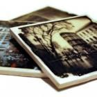 Photo transfer to tile, mirror or glass