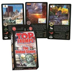 Top Trumps The United States