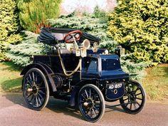 Daimler 1897