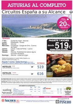 Circuito Asturias al Completo, salida 23 Febrero desde Península ultimo minuto - http://zocotours.com/circuito-asturias-al-completo-salida-23-febrero-desde-peninsula-ultimo-minuto/