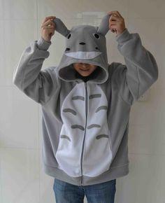Totoro Costume Hoodies My Neighbor  Anime spring  sweater Hoodies Cosplay
