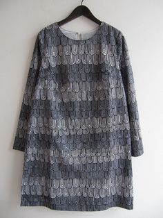 marimekko. Lovely tunic, lovely pattern, lovely colours