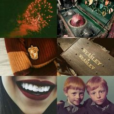 Weasley twins edit