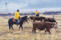 Western Art Tom Cox