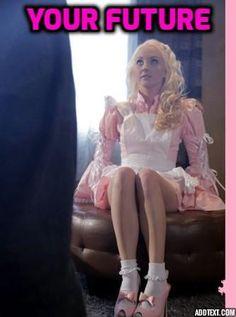 "sissy-sex-life: ""forced sissy humiliation captions, weak boy feminization turn into cumslut "" Humiliation Captions, Femdom Captions, Sissy Maid, Sissy Boy, Transvestite Pictures, Girly Captions, Tg Captions, Girly Girl Outfits, Maid Outfit"