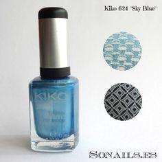 """Kiko Mirror 624 """"Sky Blue"""""""