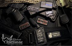 Morale Patches by the Tactical Gentleman!