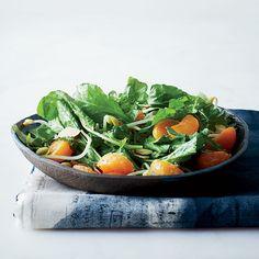 Arugula Salad with Mandarin Vinaigrette | Food & Wine