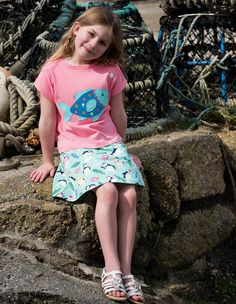 ba7aa0aff 54 Best Frugi Spring Summer  19 Collection Summer of Scillyness ...