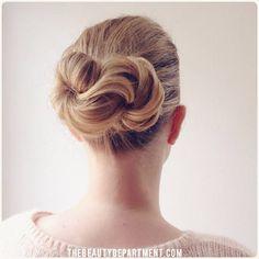 beauty dept infinity bun