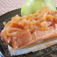 New York Pushcart Onions (For Hot Dogs) Allrecipes.com