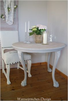 before & after: a dining table that's worth the work, Esstisch ideennn