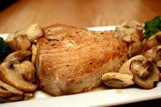 Easy Tuna Steak Recipe