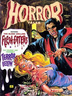 Echo de menos un buen cómic de terror.