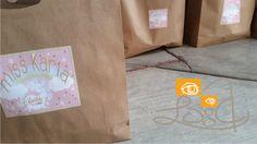 souvenir pack for unicorn party #unicorn #unicornio #kids #peques #handmadeevents