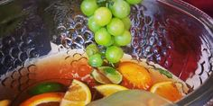 Alcohol-Free Sangria | My Halal Kitchen | Inspiration for Wholesome Living | with Yvonne Maffei