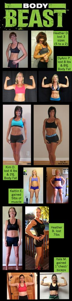 My sweetie made the Body Beast success stories, the hot grandma second from the bottom!