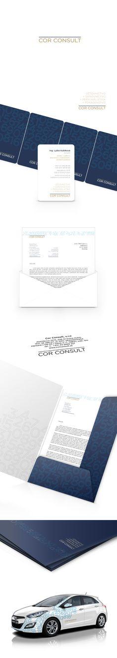 Cor Consult - účtovníctvo & daňovníctvo Identity, Personalized Items