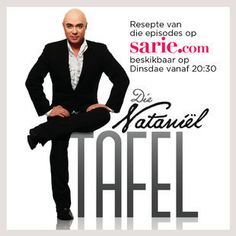In gisteraand, 10 September, se Die Nataniël Tafel het Nataniël kos gemaak om ons jonk en lank aan die lewe te hou. Hier is die resepte én sy beste kwinkslae. Jenny Morris, South African Celebrities, South African Recipes, Primary Education, Fabulous Foods, Kos, Growing Up, Fictional Characters, Summer Sausage
