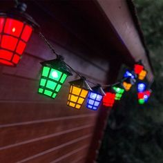 LED lanterner til haven. Lav en hyggelig stemning på terrassen med disse flotte havelamper.