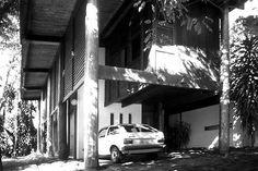 Residência Severiano Porto, Manaus - Arquiteto Severiano Mário Porto