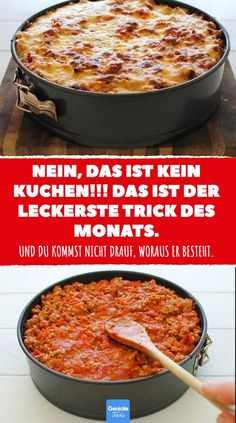 Das ist der leckerste Trick des Monats und du kommst nicht drauf, woraus er best… It's the tastiest trick of the month and you can't figure out what it is made of. Low Carb Chicken Recipes, Meat Recipes, Cooking Recipes, Healthy Recipes, Salmon Recipes, Grilling Recipes, Paleo Dinner, Dinner Recipes, Healthy Brussel Sprout Recipes