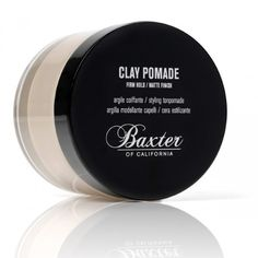 Baxter Of California Clay Pomade, $18 | 23 Men's Grooming Products That Actually Work