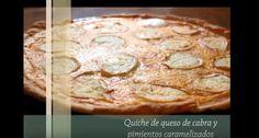 Quiche de queso de cabra y pimientos caramelizados IBSA Bierzo #quiche #pimientoscaramelizados #quesodecabra #ibsabierzo #bierzo #conservamoslanaturaleza #cocinacreativa #cocinasencilla