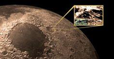 China revela ao mundo imagens da Lua que a NASA escondeu por 50 anos