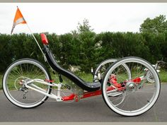 Suspension trike