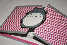 R + R Creations: Totoro invitations