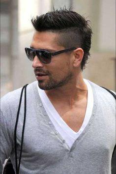 Mohawk Haircut for Men