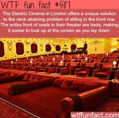 WTF Fun Facts is updated daily with interesting & funny random facts. We post about health, celebs/people, places, animals, history information and much more. New facts all day - every day! Oh The Places You'll Go, Cool Places To Visit, Places To Travel, Vacation Places, The More You Know, Good To Know, Cinemas In London, Wtf Fun Facts, Crazy Facts