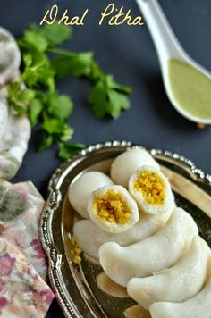 Dhal Pitha - Jharkhand Cuisine