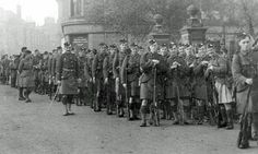 During the Great War, almost 50 Shetlanders served with the Royal Scots, Lothian Regiment.