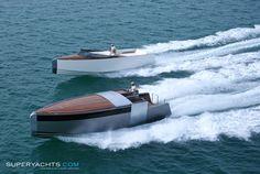 A Yacht (ex. Sigma (SF99)) Photos - Blohm + Voss Shipyards...