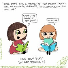 The Theme Of Your Story