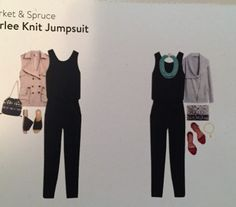 Stitch Fix Jumpsuit...id try it! Does it or something similar come in a print??