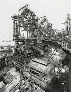 Photographers Bernd and Hilla Becher's iconic industrial scenes go on show at Sprüth Magers London | Art | Wallpaper* Magazine