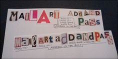 Back to mail art: add and pass and asemic writing with De Villo Sloan http://www.tiinafromfinland.com/mail-art/add-and-pass/back-to-mail-art/ #asemicwriting #mailart #addandpass