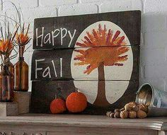 Another cute kid-assisted decor piece.