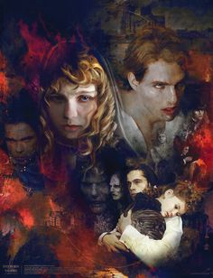 Interview With The Vampire, The Vampire Chronicles