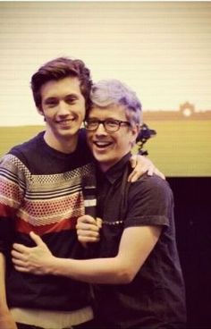 Day 6: Favorite YouTube bromance TROYLER AND PLEASE JUST TURN INTO A ROMANCE ALREADY
