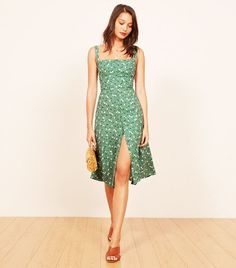 ASOS's green pleated maxi dress is the one high-street piece every fashion editor has on her radar. Shop it here.
