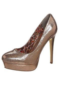 Even - Zapatos altos - marrón