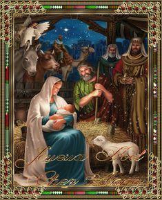 Psaume de Noël - Auteur : Saint François d'Assise