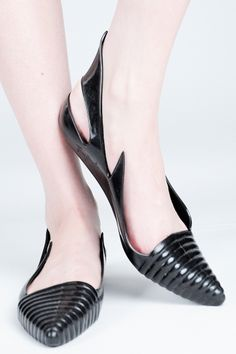 Laced With Romance - THIERRY MUGLER Space JELLIES