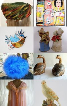 Soaring- Team Vintage USA by Christina Brown on Etsy--Pinned with TreasuryPin.com